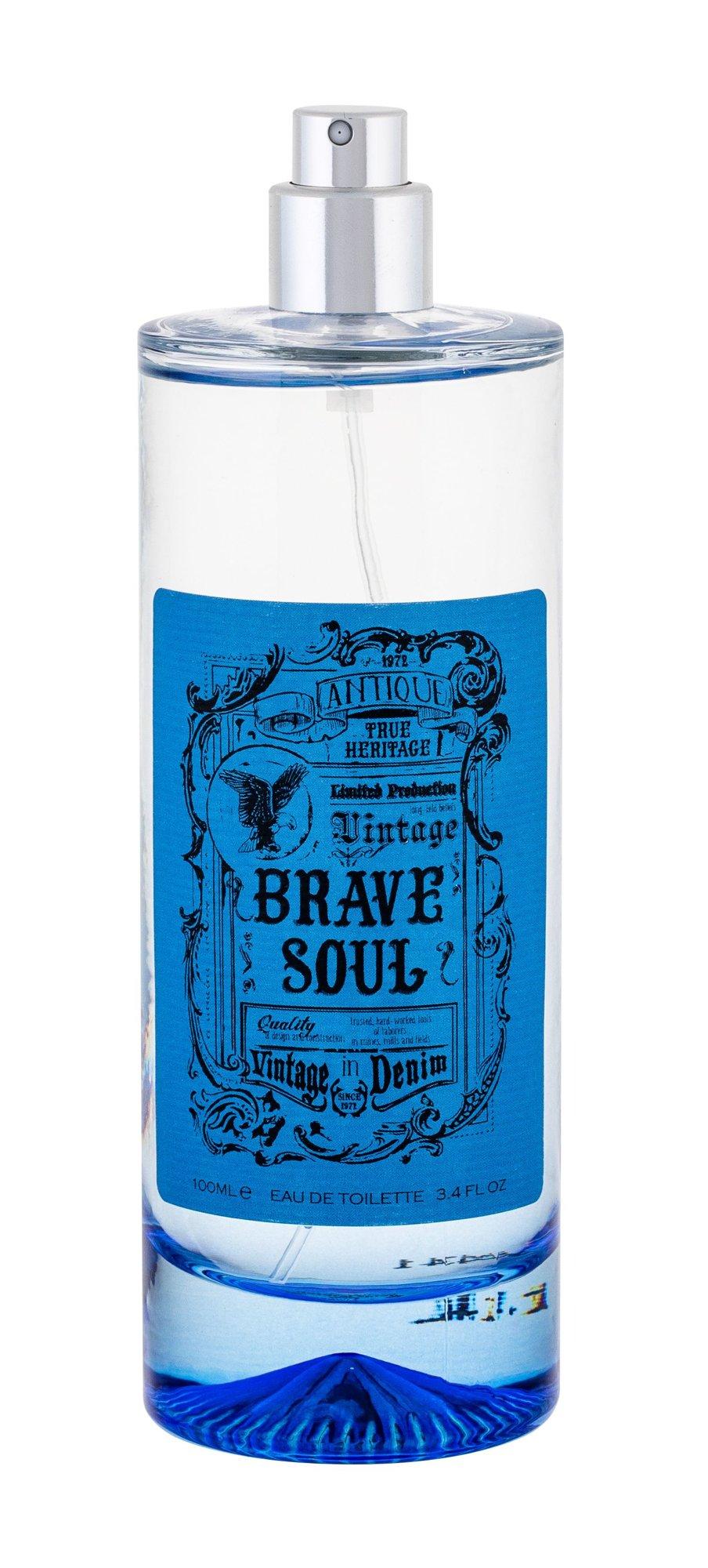 Brave Soul Brave Soul Eau de Toilette 100ml