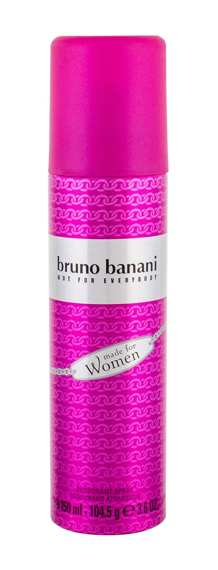 Bruno Banani Made For Women Deodorant 150ml