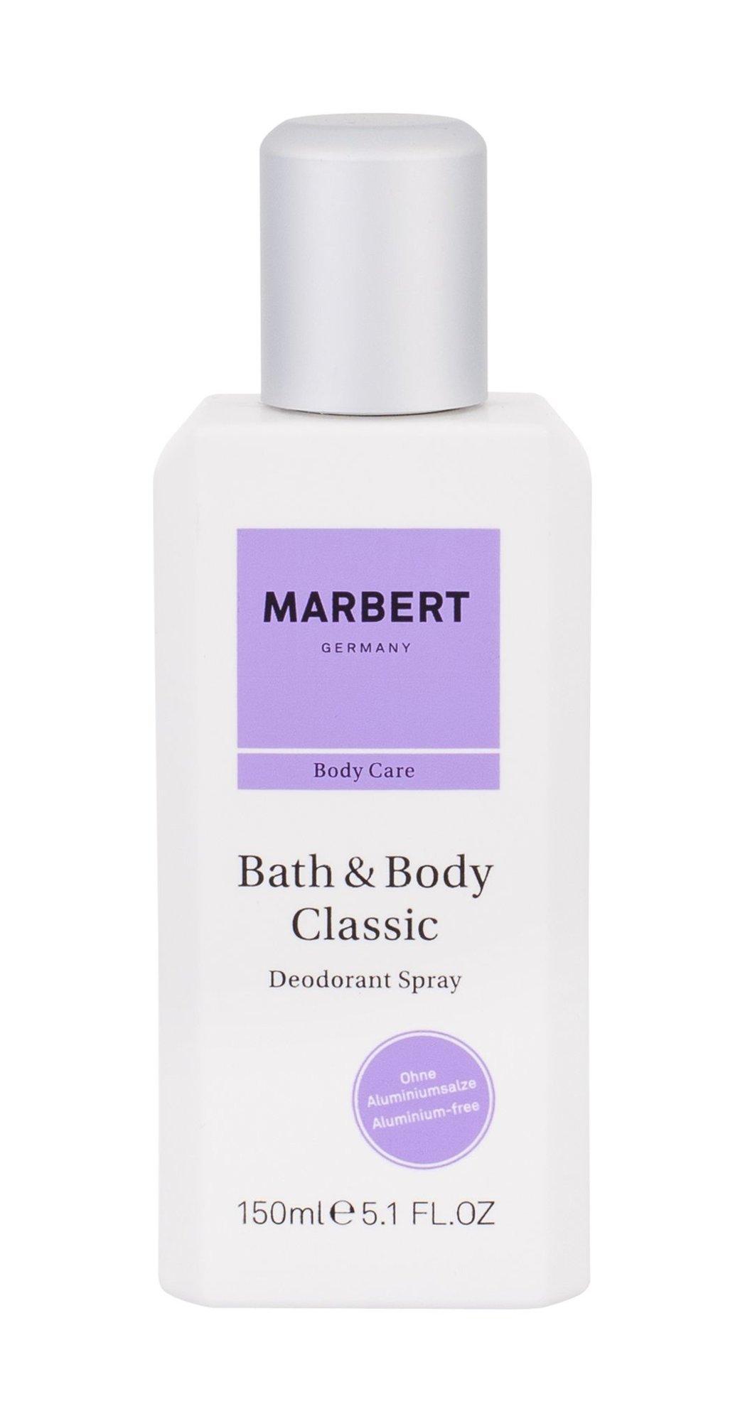 Marbert Bath & Body Classic Deodorant 150ml