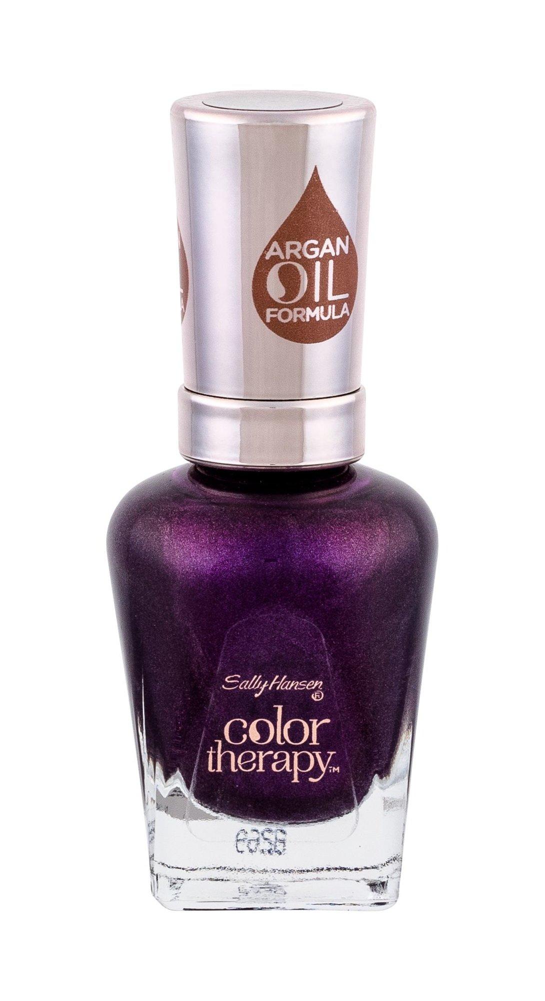 Sally Hansen Color Therapy Nail Polish 14,7ml 402 Plum Euphoria