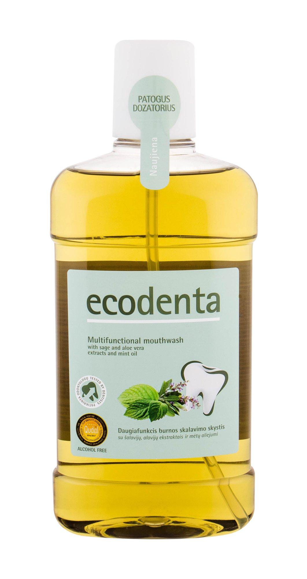 Ecodenta Mouthwash Mouthwash 500ml  Multifunctional