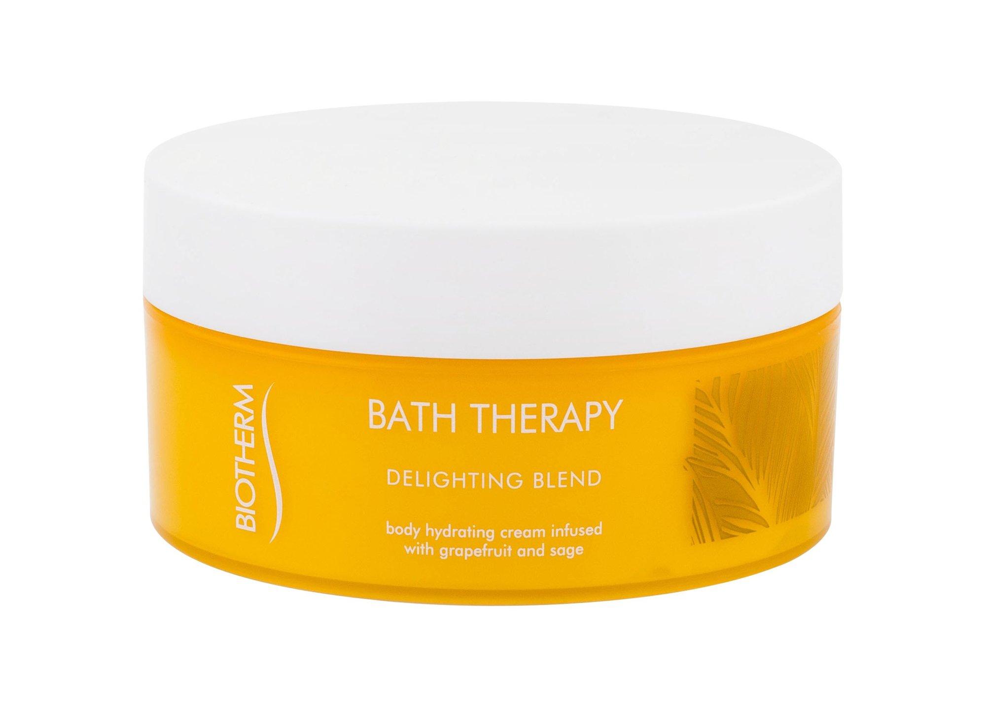 Biotherm Bath Therapy Body Cream 200ml  Delighting Blend