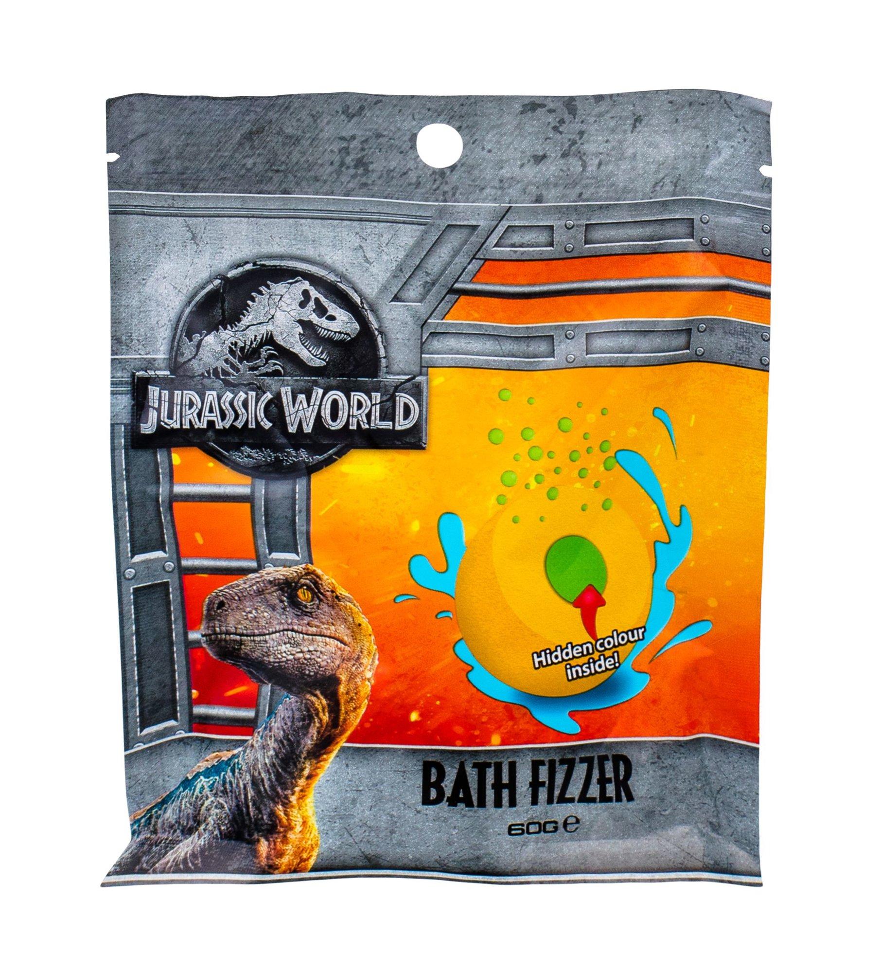 Universal Jurassic World Bath Foam 60ml