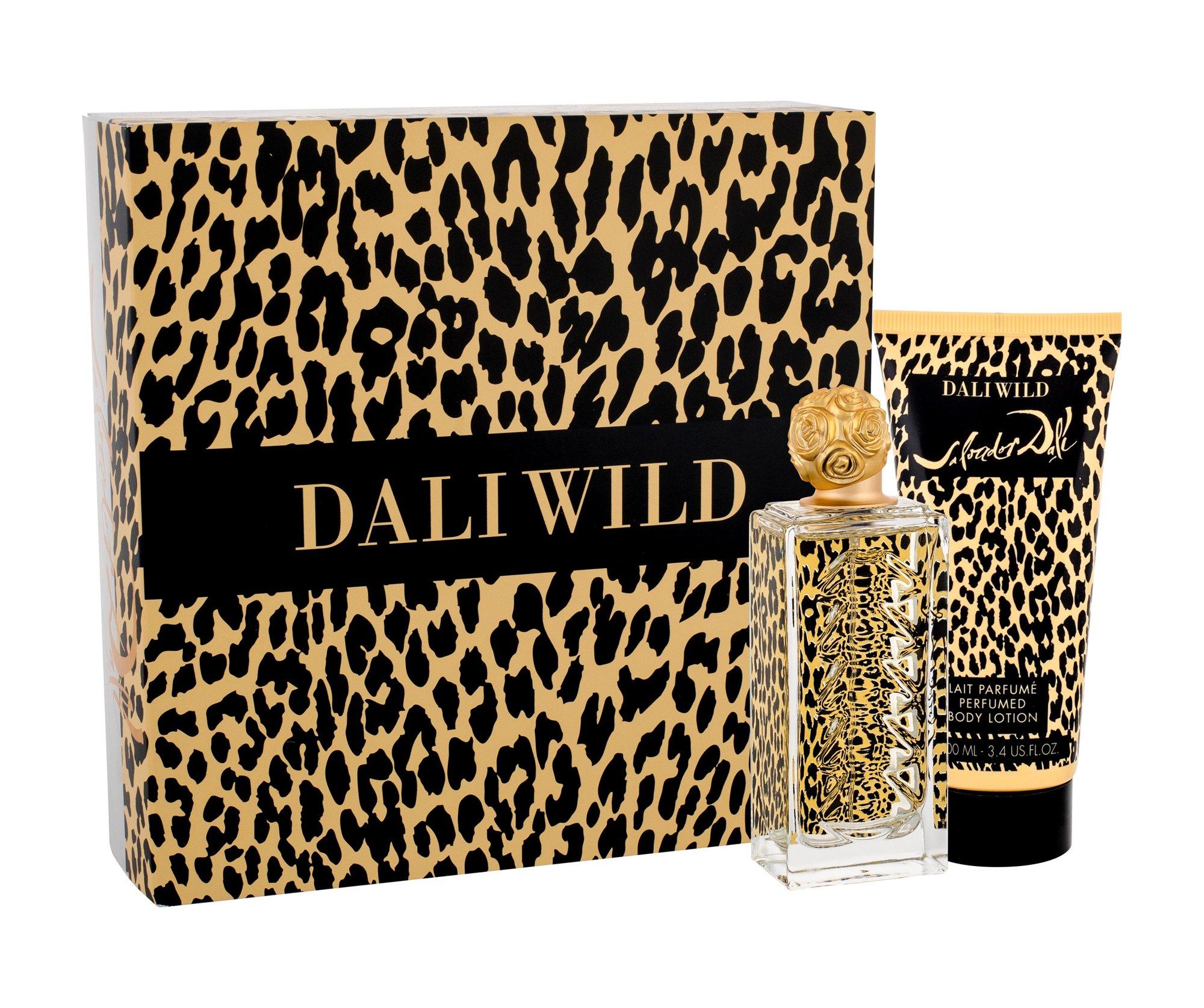 Salvador Dali Dali Wild Eau de Toilette 50ml