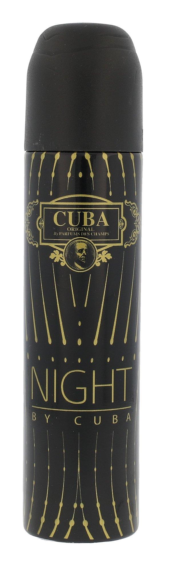 Cuba Cuba Night Eau de Parfum 100ml