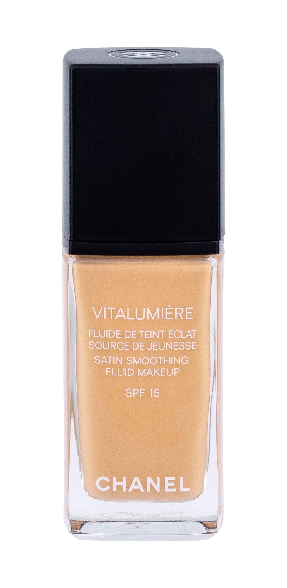 Chanel Vitalumiere Makeup 30ml 30 Cendré SPF15