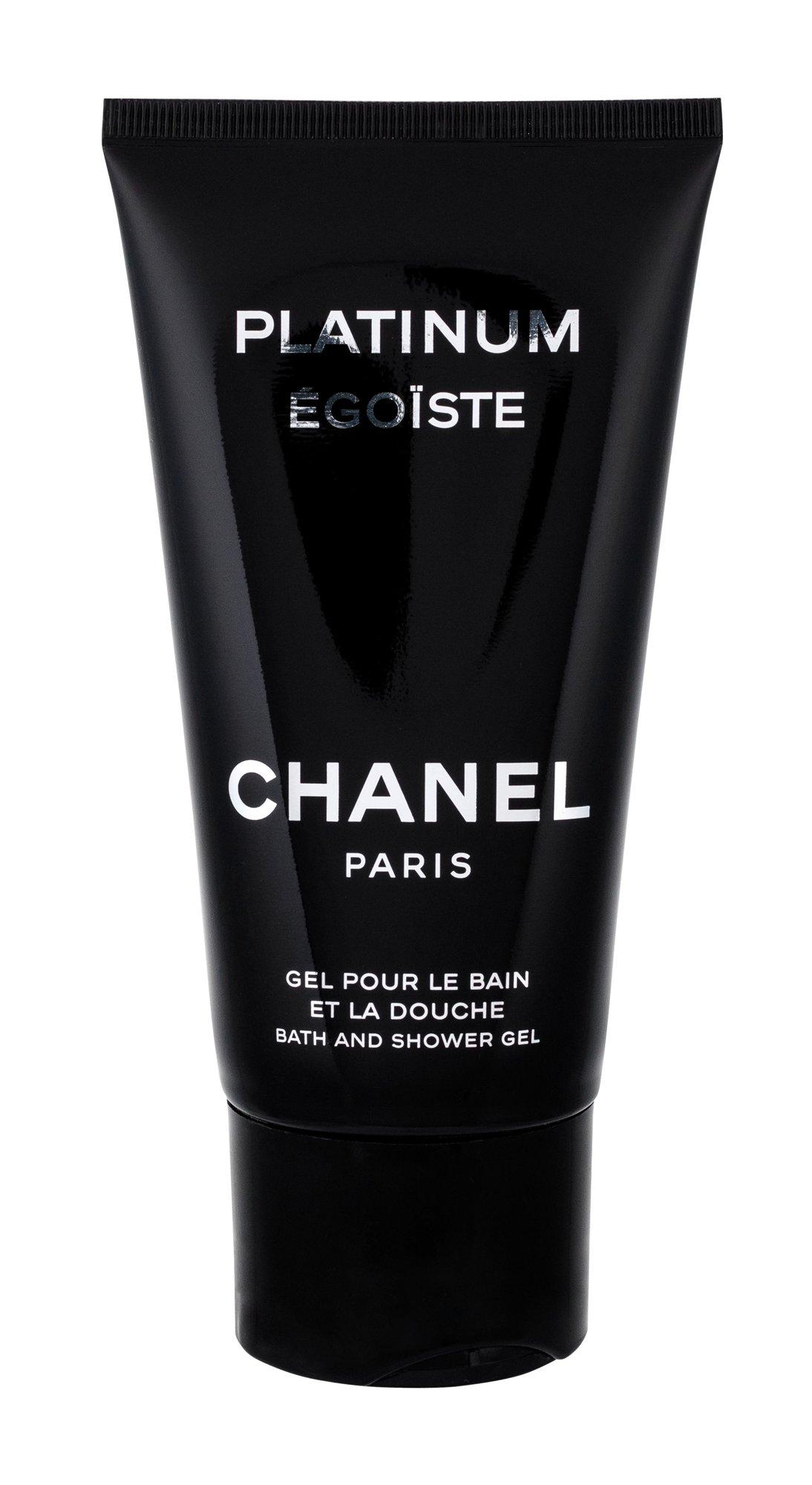 Chanel Platinum Egoiste Pour Homme Shower Gel 150ml