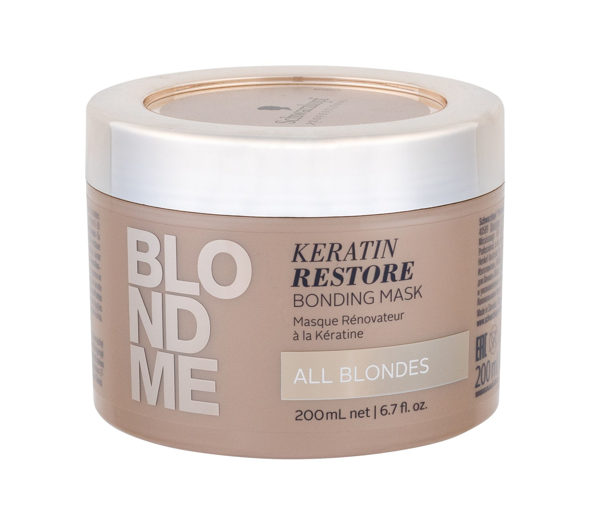 Schwarzkopf Blond Me Hair Mask 200ml