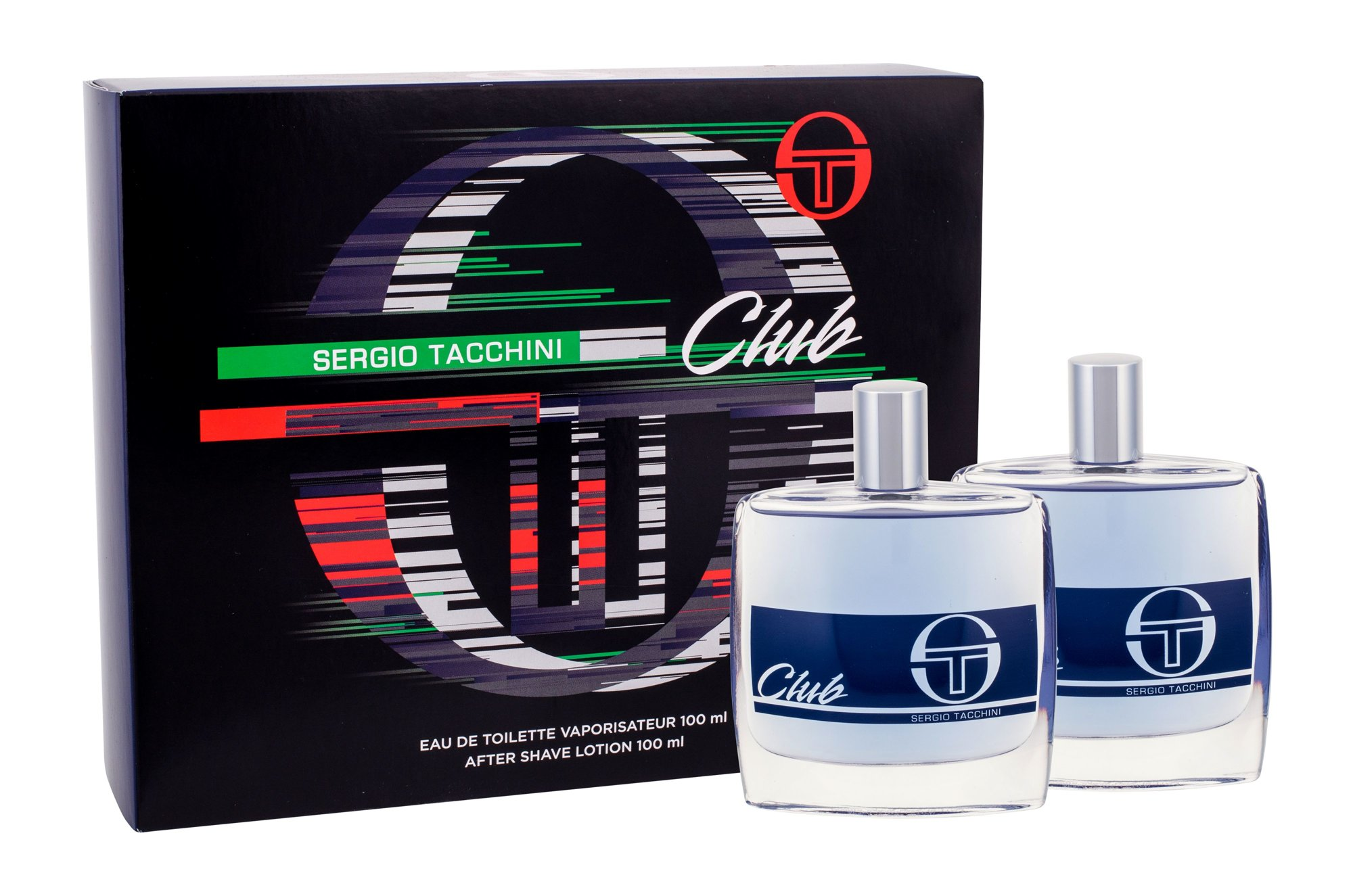 Sergio Tacchini Club Eau de Toilette 100ml
