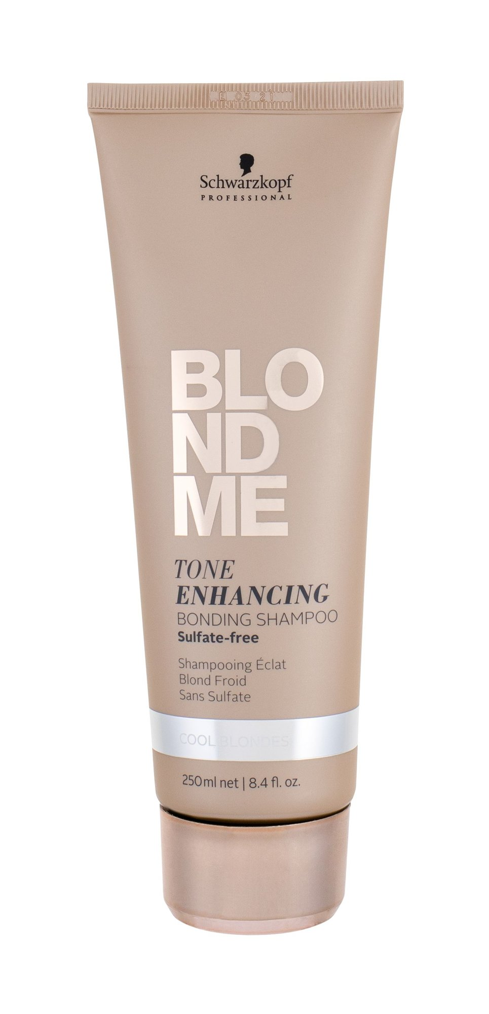 Schwarzkopf Blond Me Shampoo 250ml Cool Blondes
