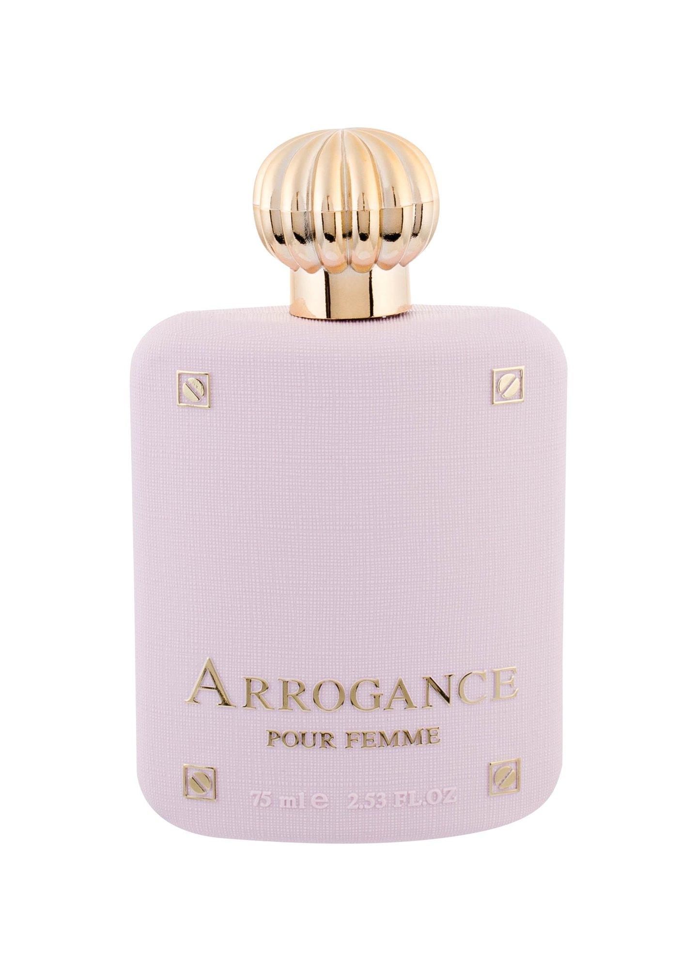 Arrogance Arrogance Femme Eau de Toilette 75ml