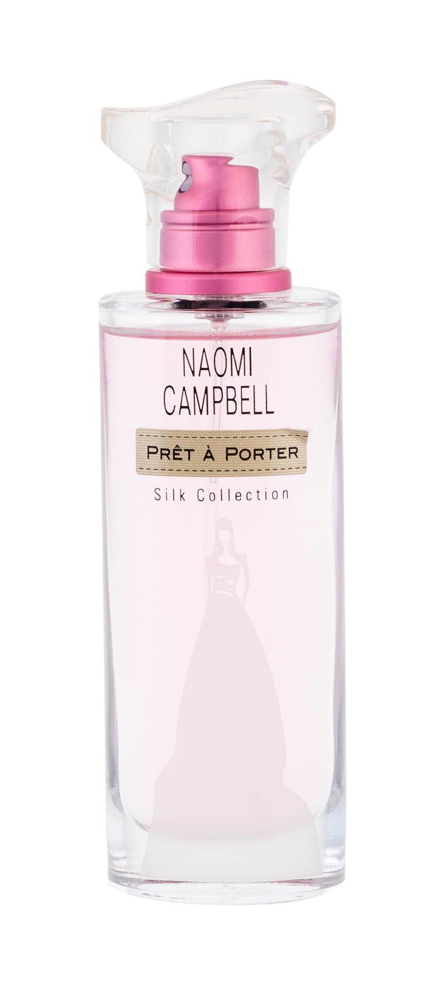 Naomi Campbell Pret a Porter Eau de Parfum 30ml  Silk Collection