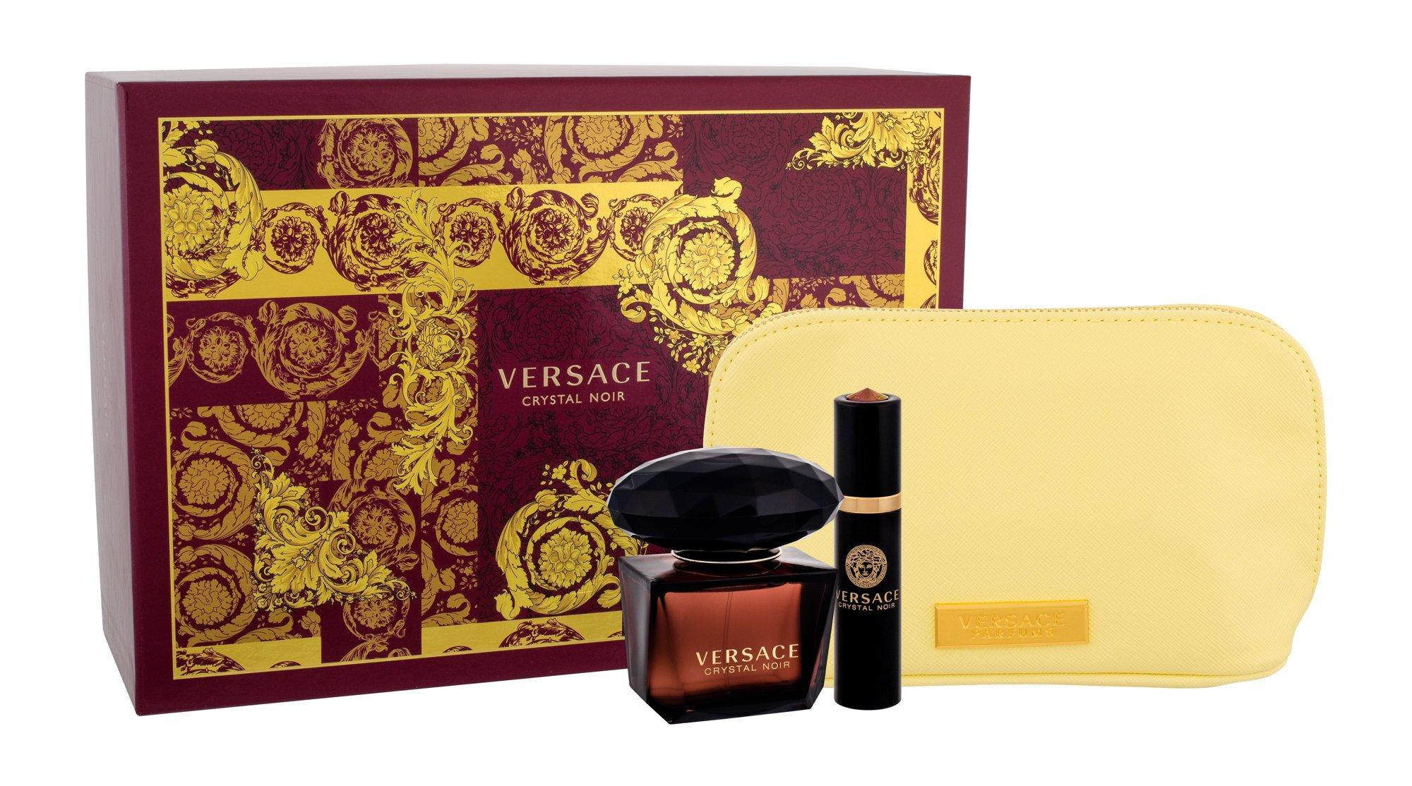 Versace Crystal Noir Eau de Toilette 90ml