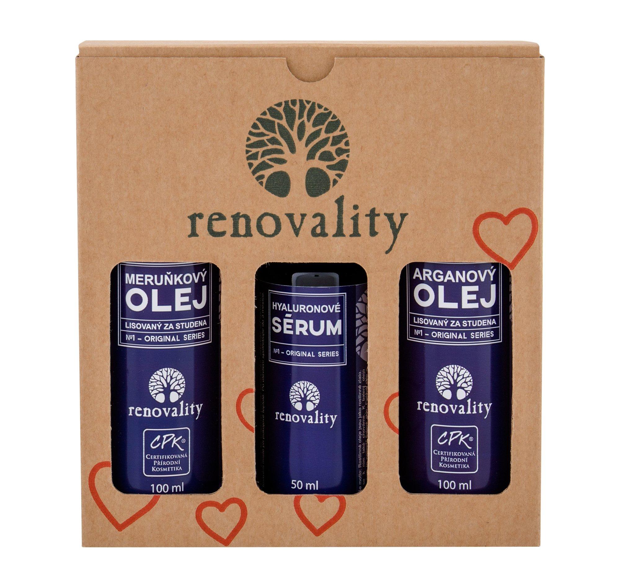 Renovality Original Series Body Oil 100ml  Argan Oil