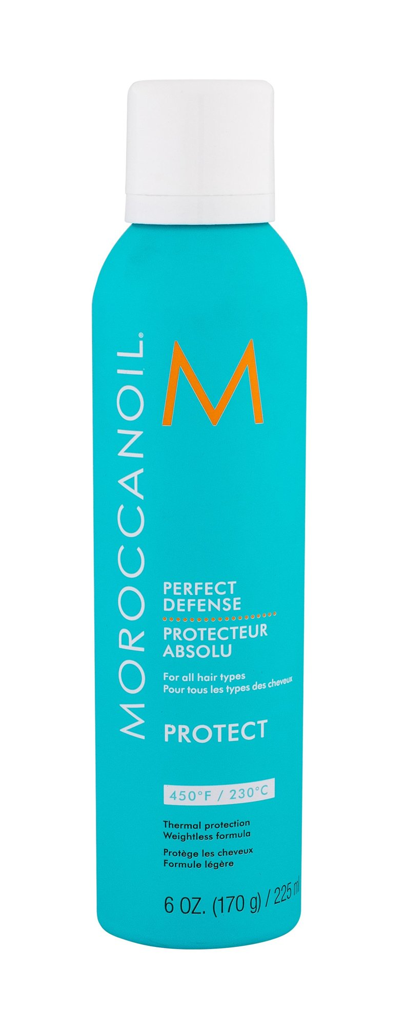 Moroccanoil Protect For Heat Hairstyling 225ml