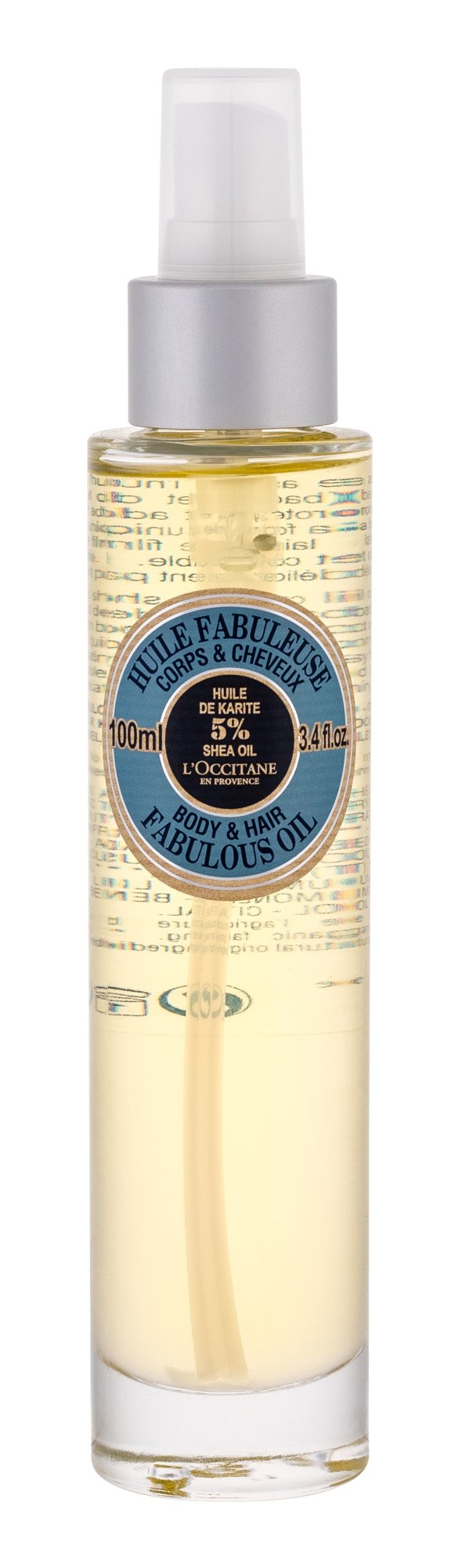 L´Occitane Shea Butter Body Oil 100ml