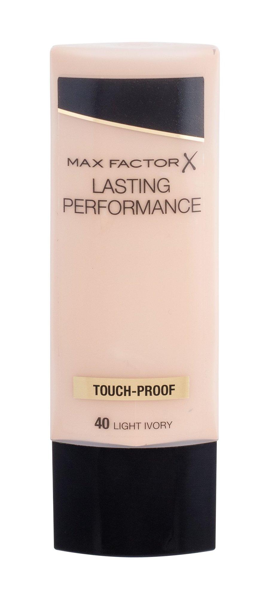 Max Factor Lasting Performance Makeup 35ml 40 Light Ivory