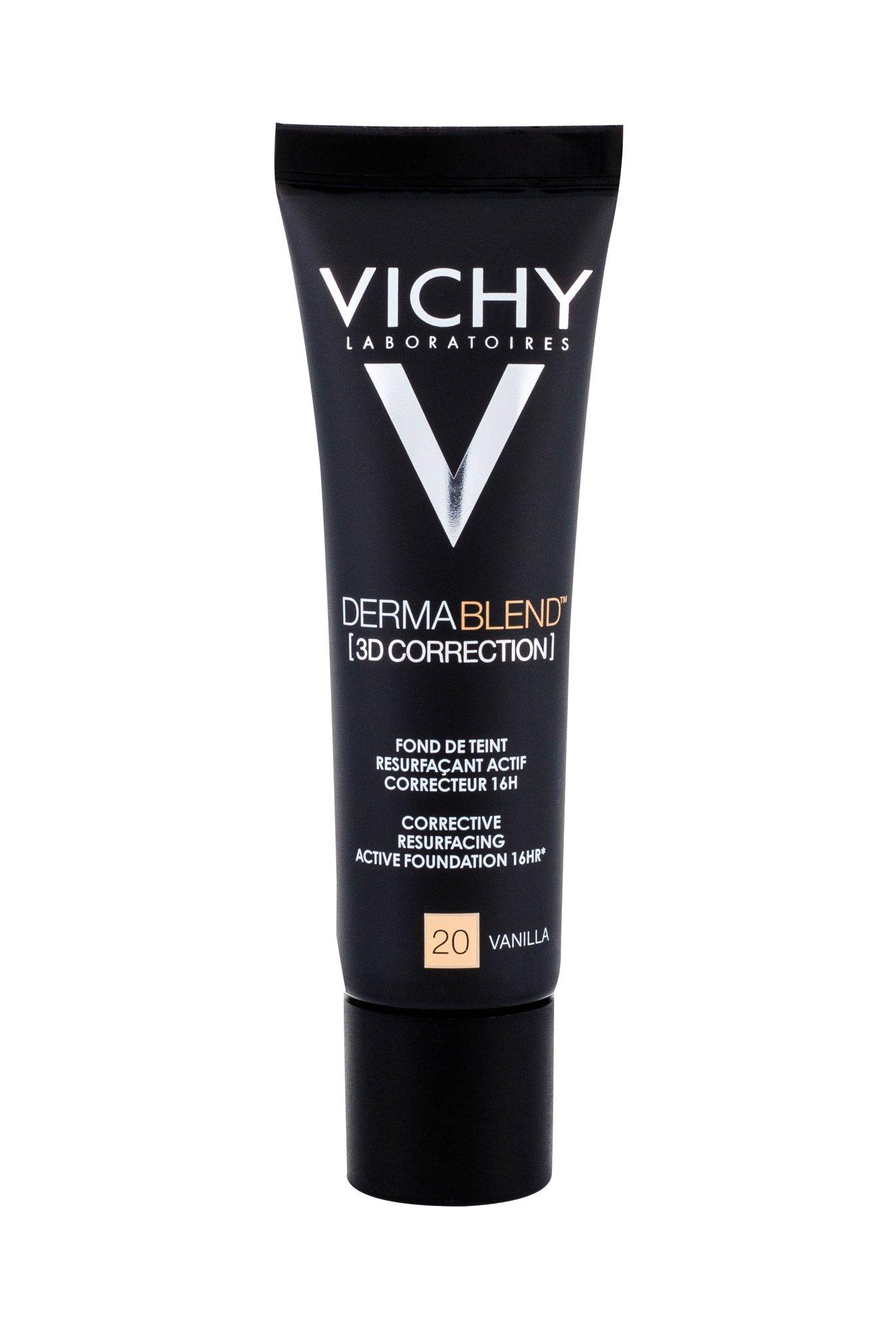 Vichy Dermablend Makeup 30ml 20 Vanilla