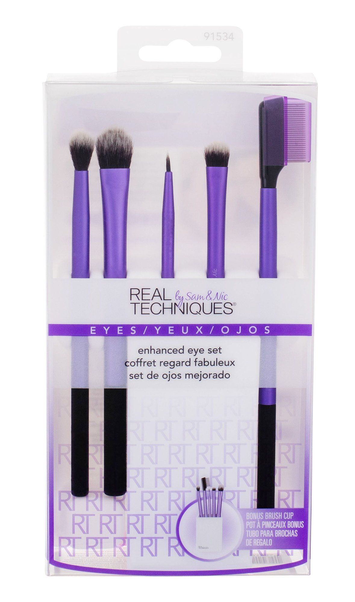 Real Techniques Brushes Brush 6ml  Eyes