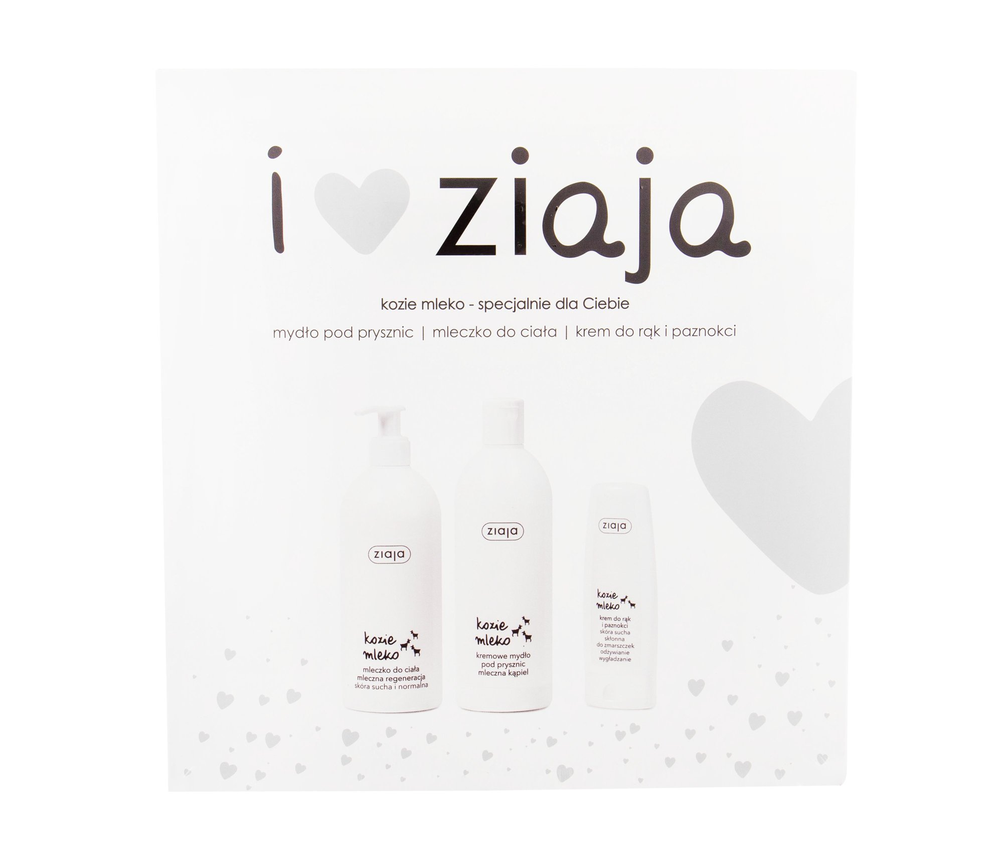 Ziaja Goat´s Milk Shower Cream 500ml