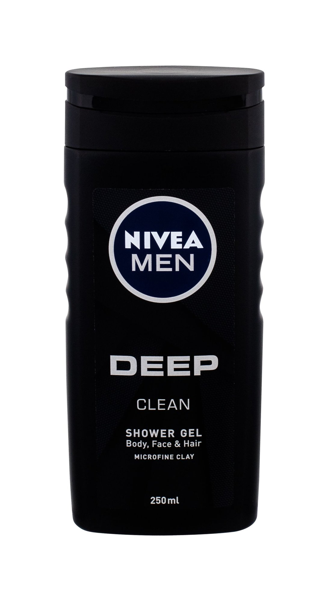 Nivea Men Deep Shower Gel 250ml