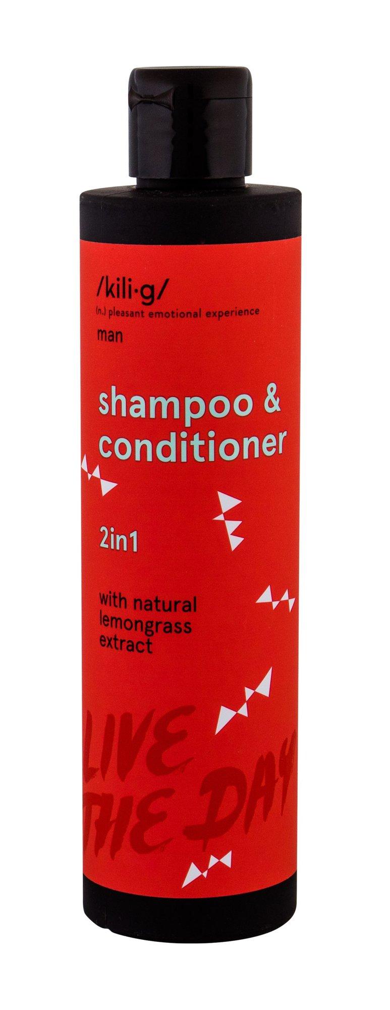 kili·g man Shampoo 250ml