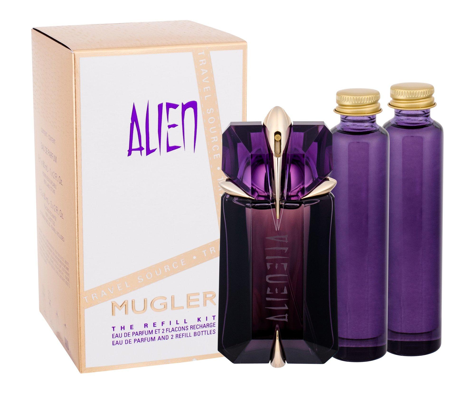 Thierry Mugler Alien Eau de Parfum 3x60ml