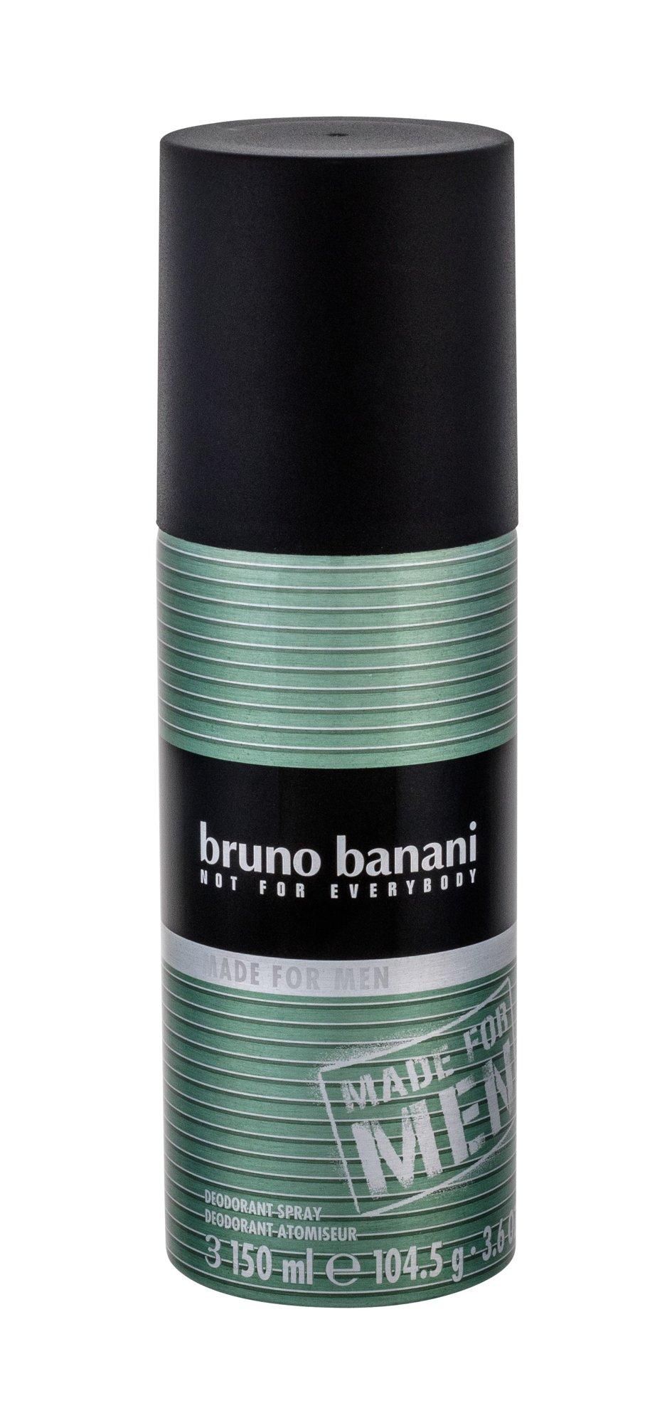 Dezodorantas Bruno Banani Made For Men