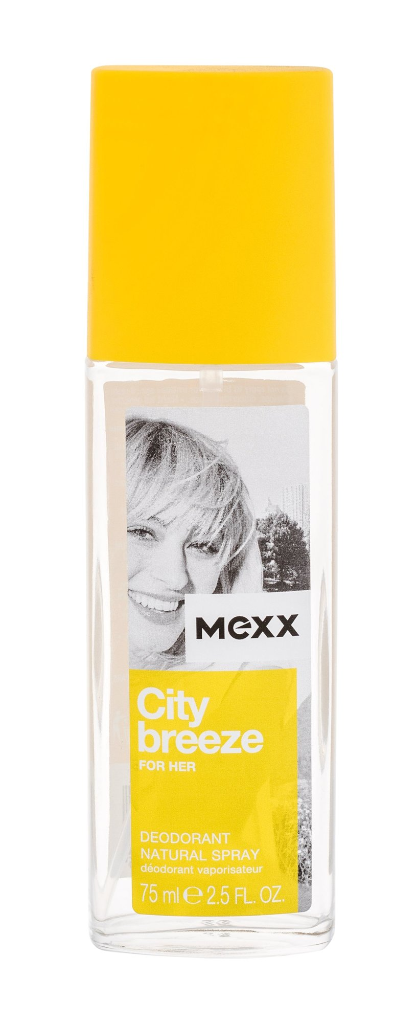 Dezodorantas Mexx City Breeze For Her