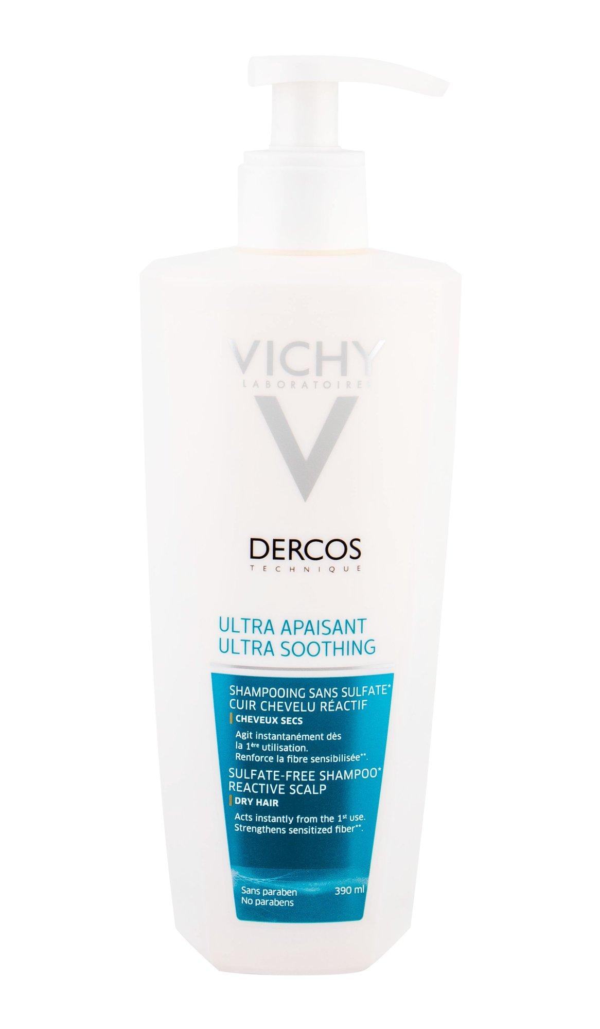 Vichy Dercos Shampoo 390ml