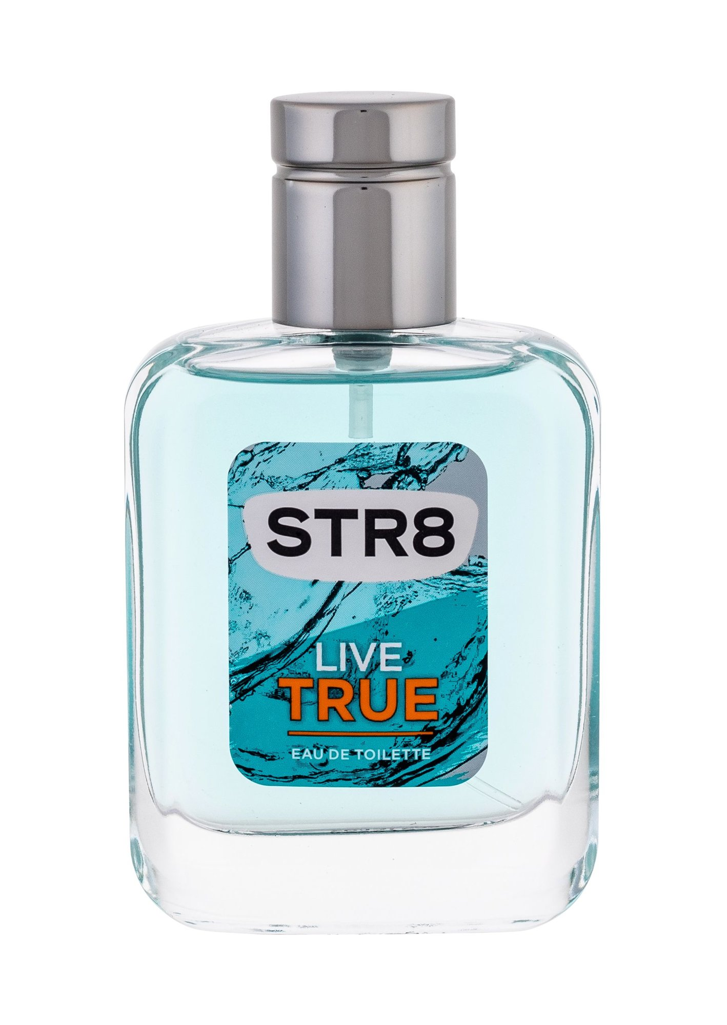 STR8 Live True Eau de Toilette 50ml