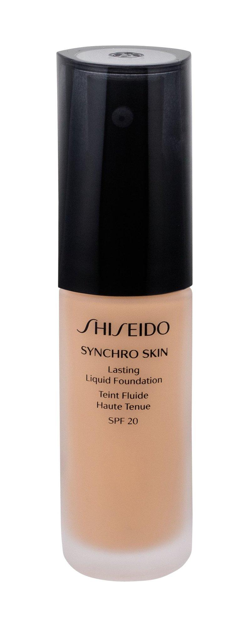 Shiseido Synchro Skin Makeup 30ml Neutral 4