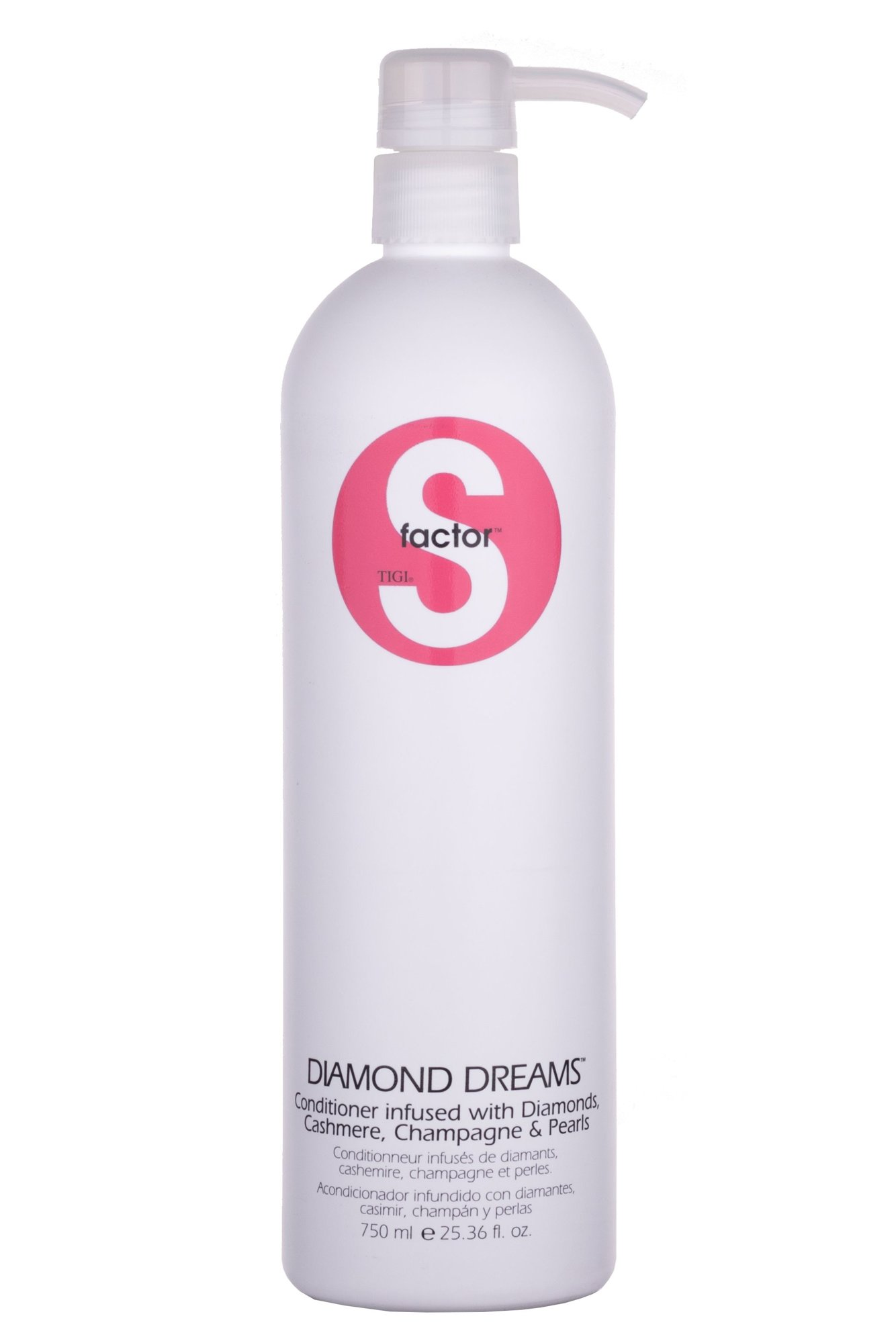 Tigi S Factor Diamond Dreams Conditioner 750ml