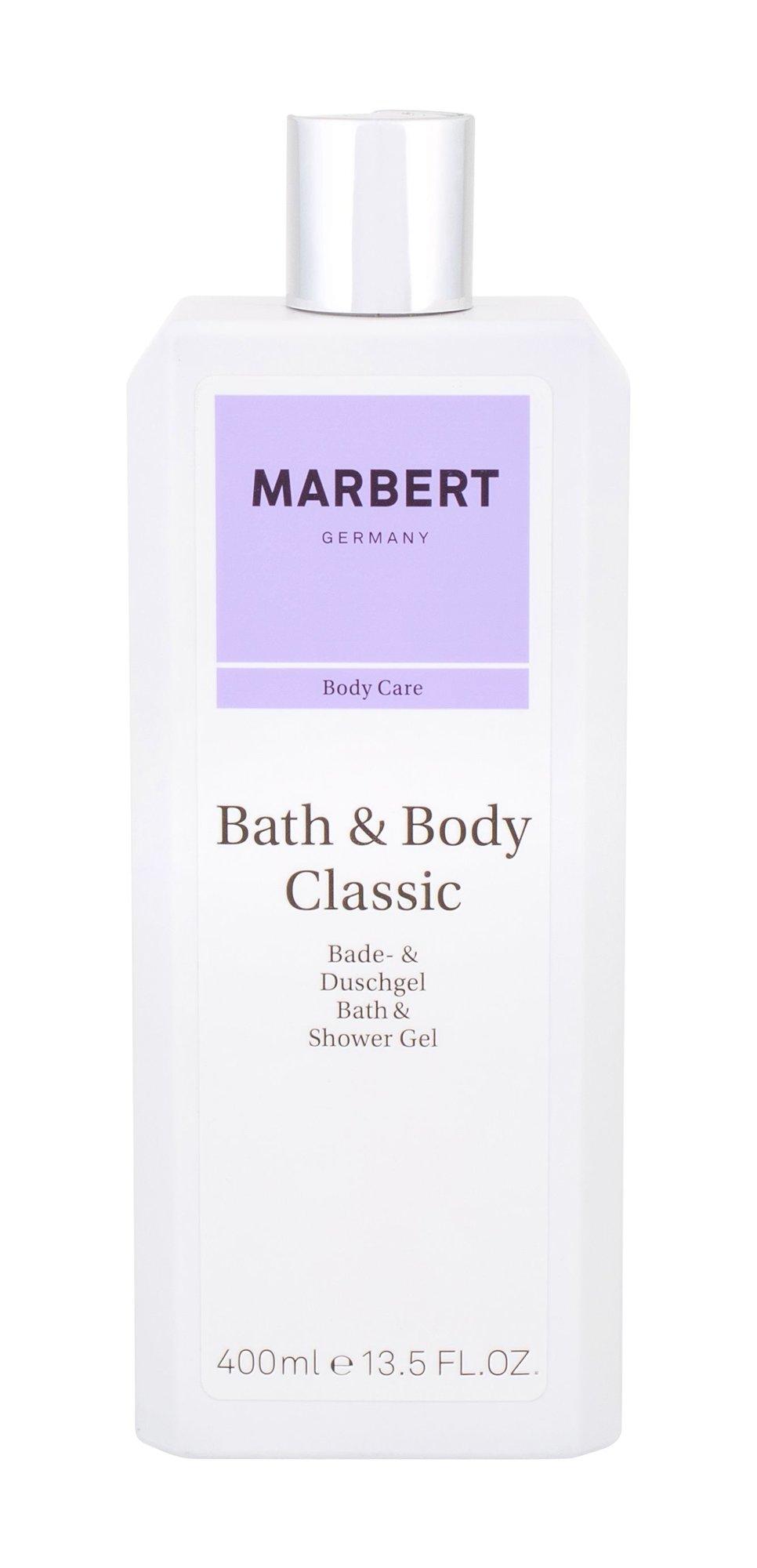 Marbert Bath & Body Classic Shower Gel 400ml