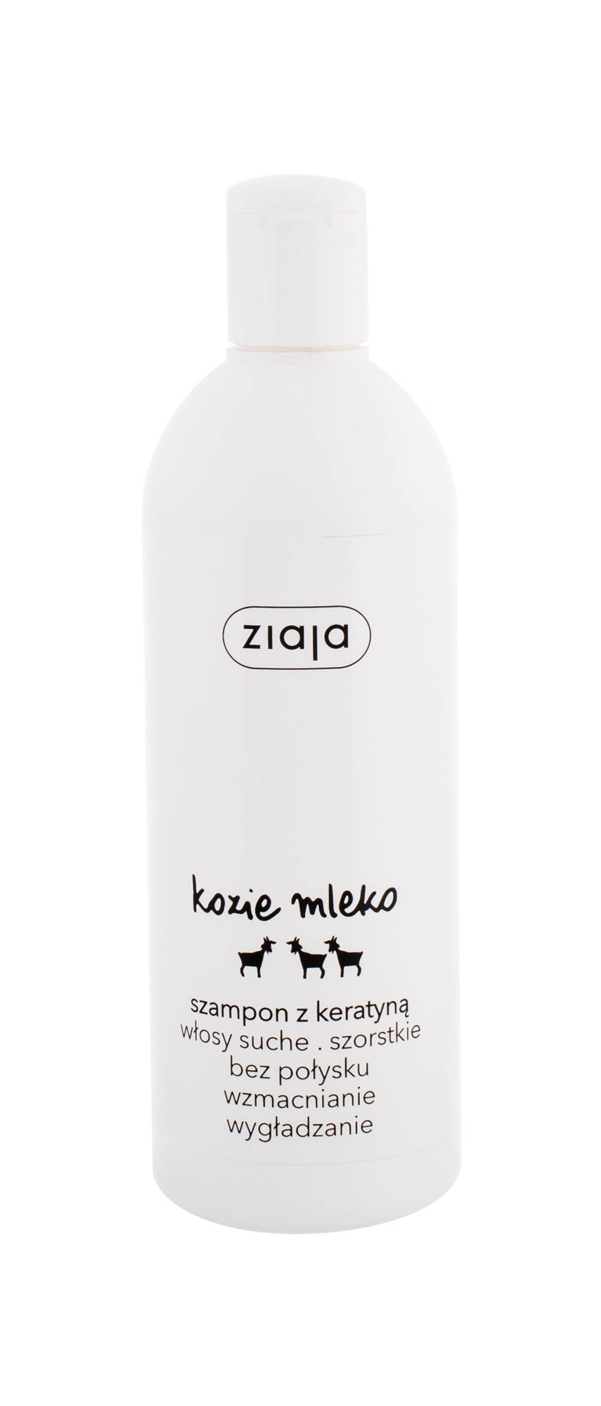 Ziaja Goat´s Milk Shampoo 400ml