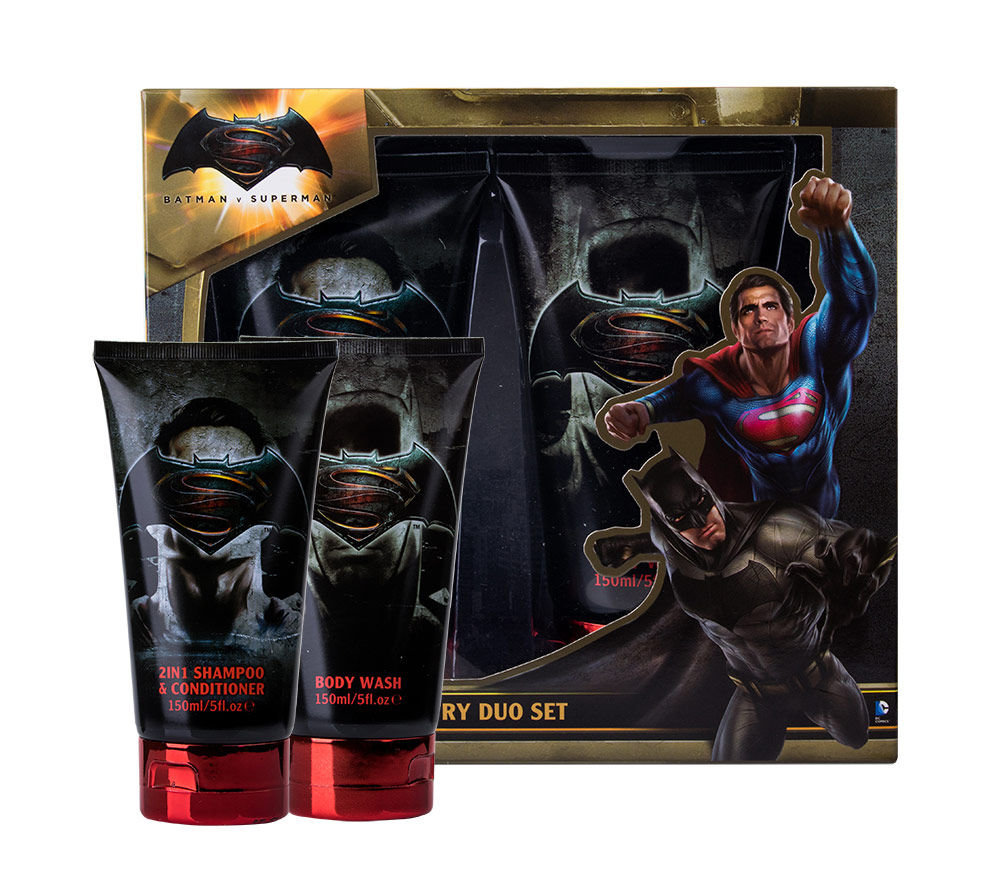 DC Comics Batman v Superman Shower Gel 150ml