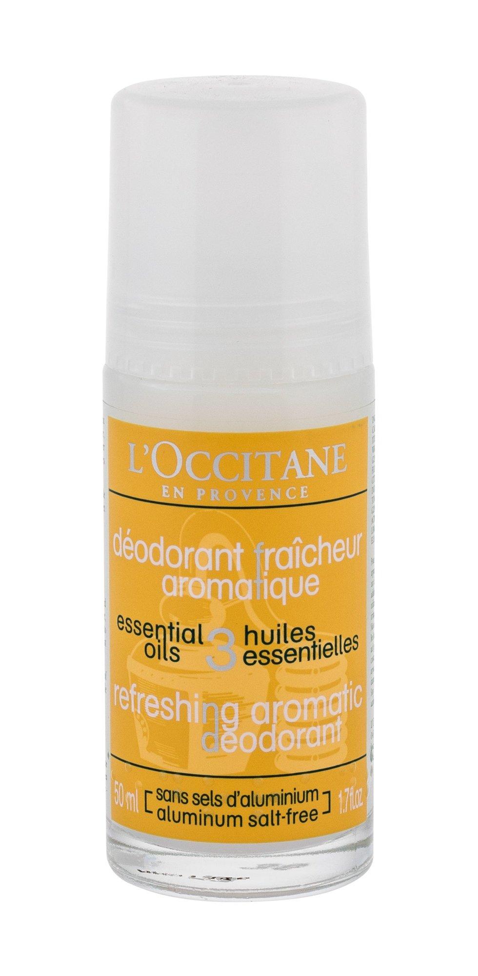 L´Occitane Aromachologie Deodorant 50ml