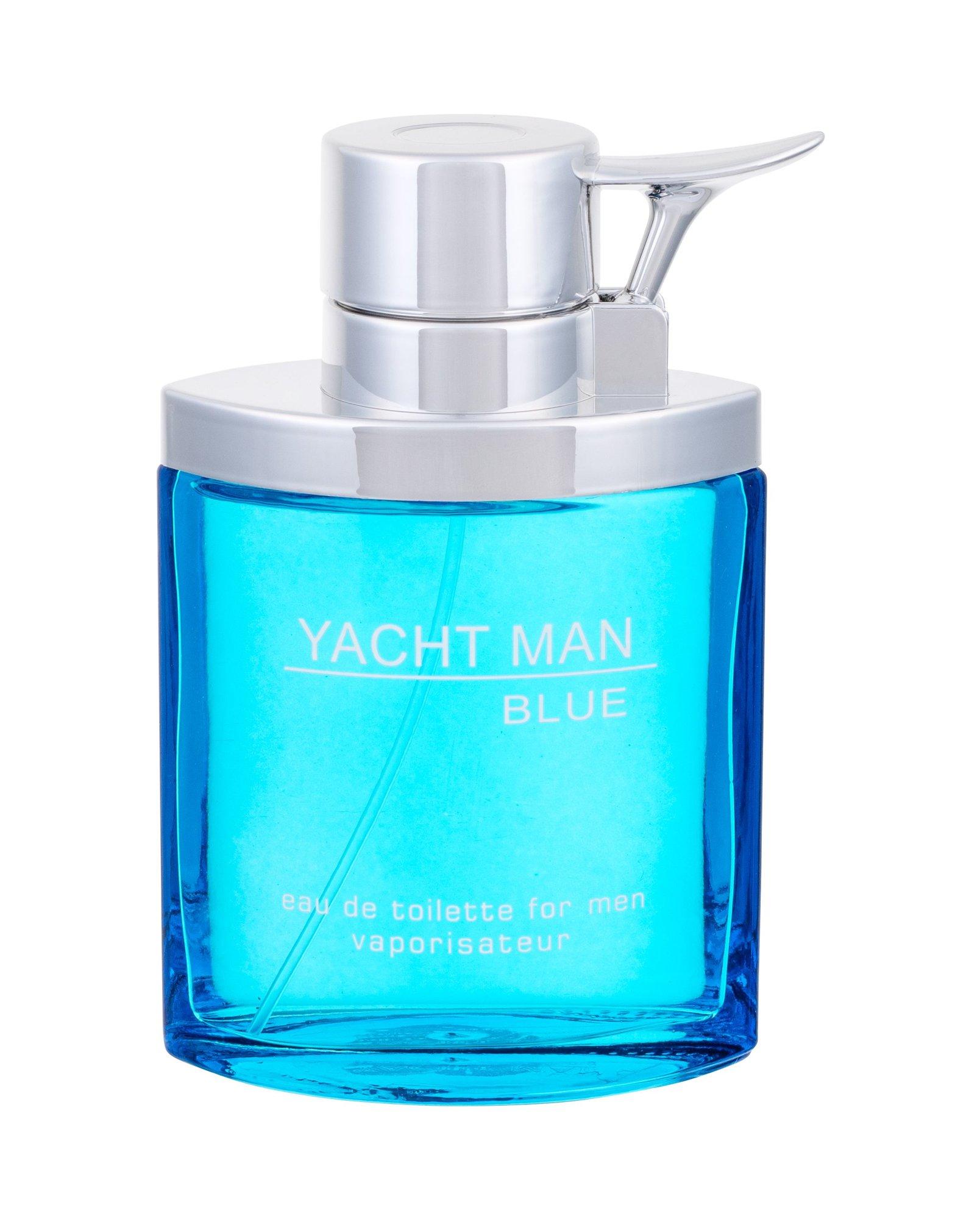 Myrurgia Yacht Man Eau de Toilette 100ml  Blue