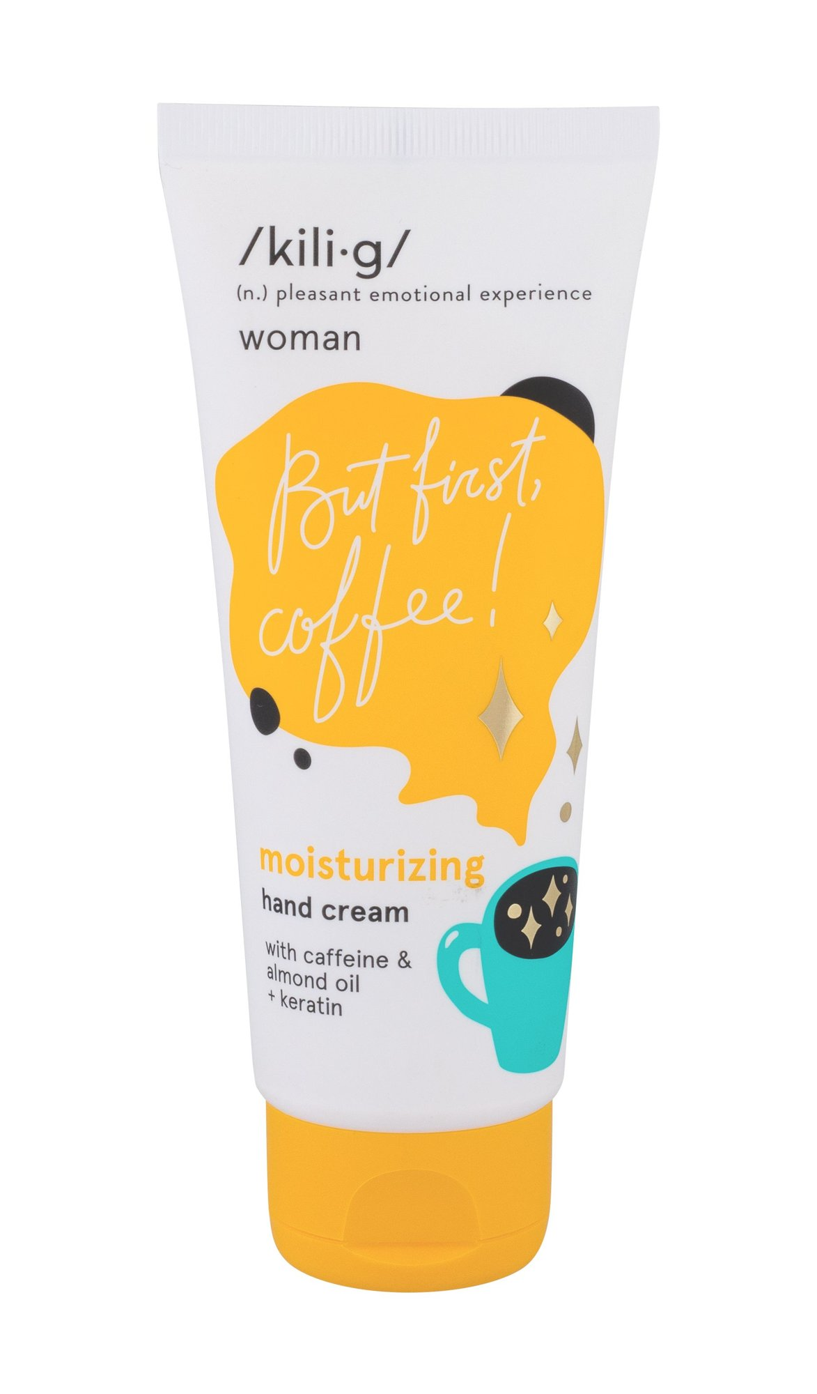 kili·g woman moisturizing Hand Cream 75ml
