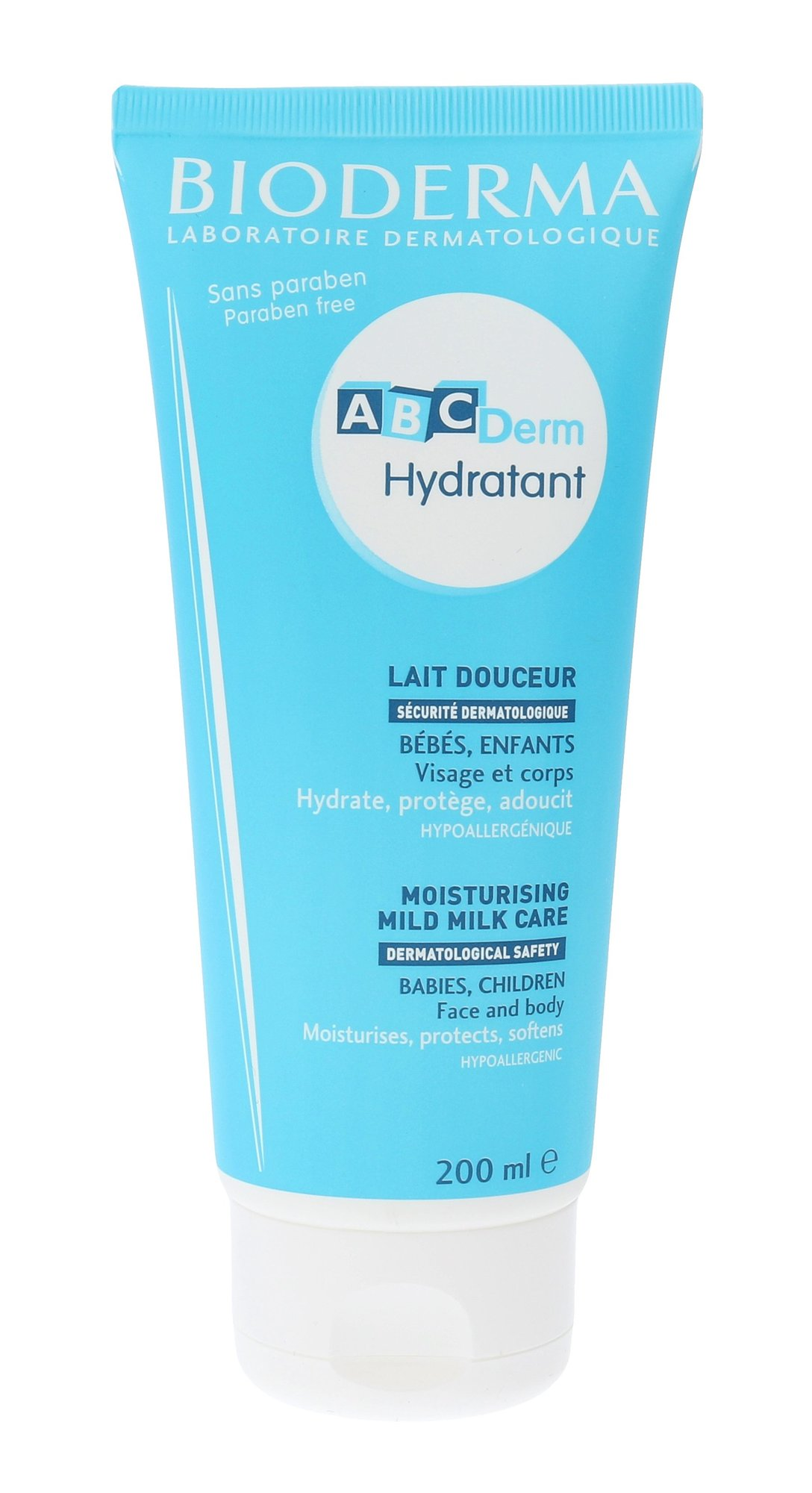 BIODERMA ABCDerm Body Lotion 200ml  Hydratant