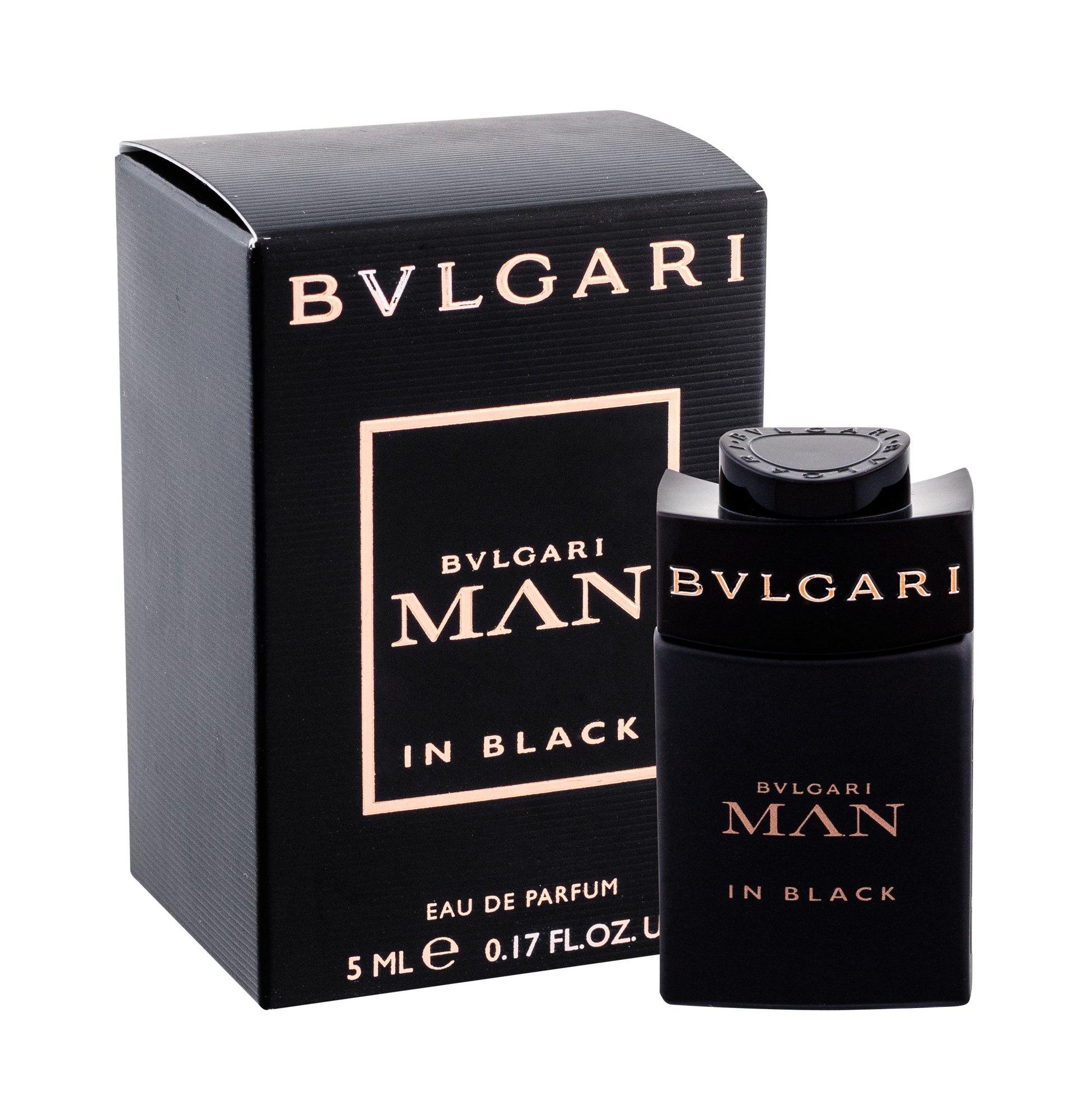 Bvlgari Man In Black Eau de Parfum 5ml