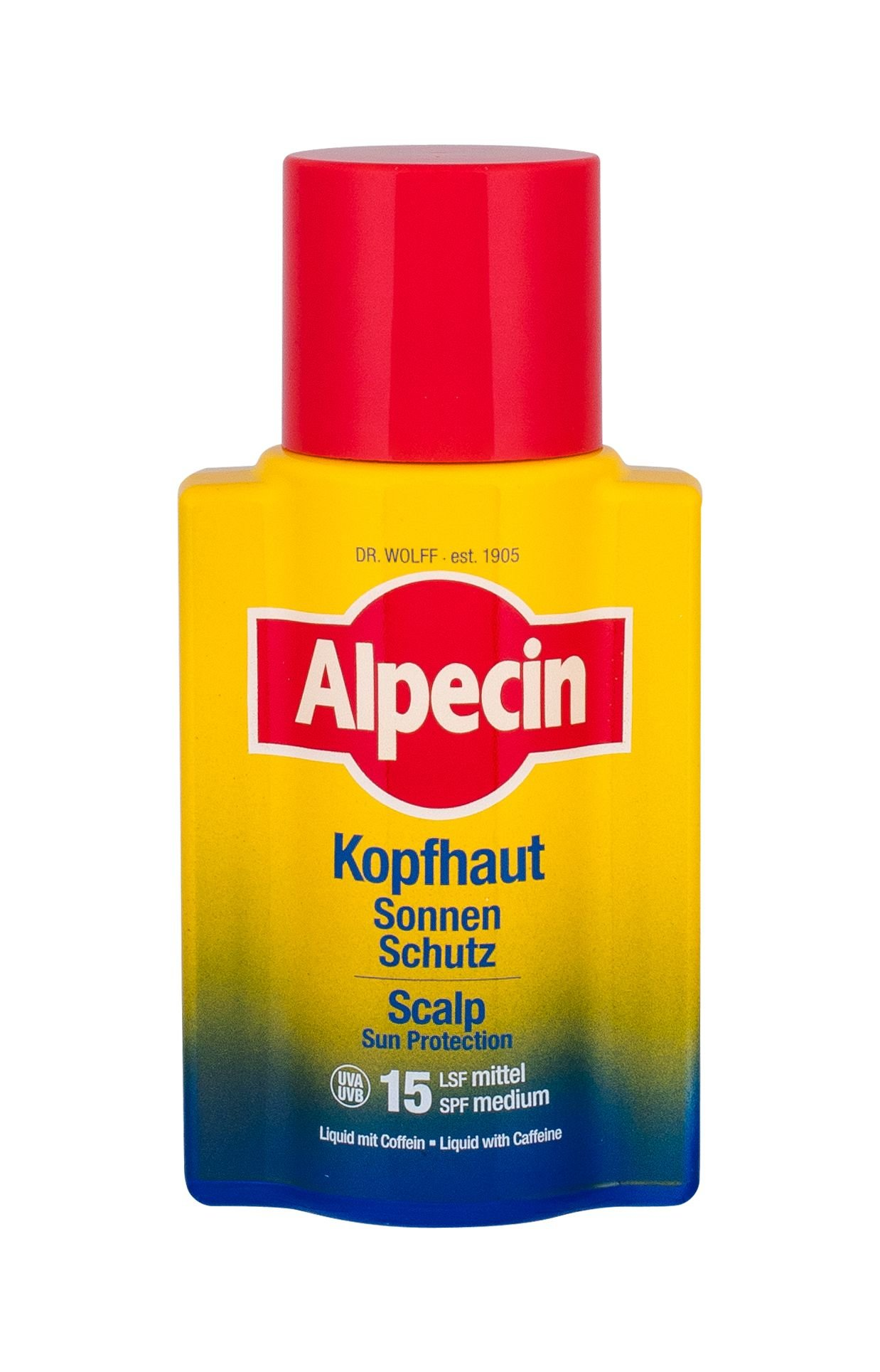 Alpecin Scalp Sun Protection Hair Oils and Serum 100ml