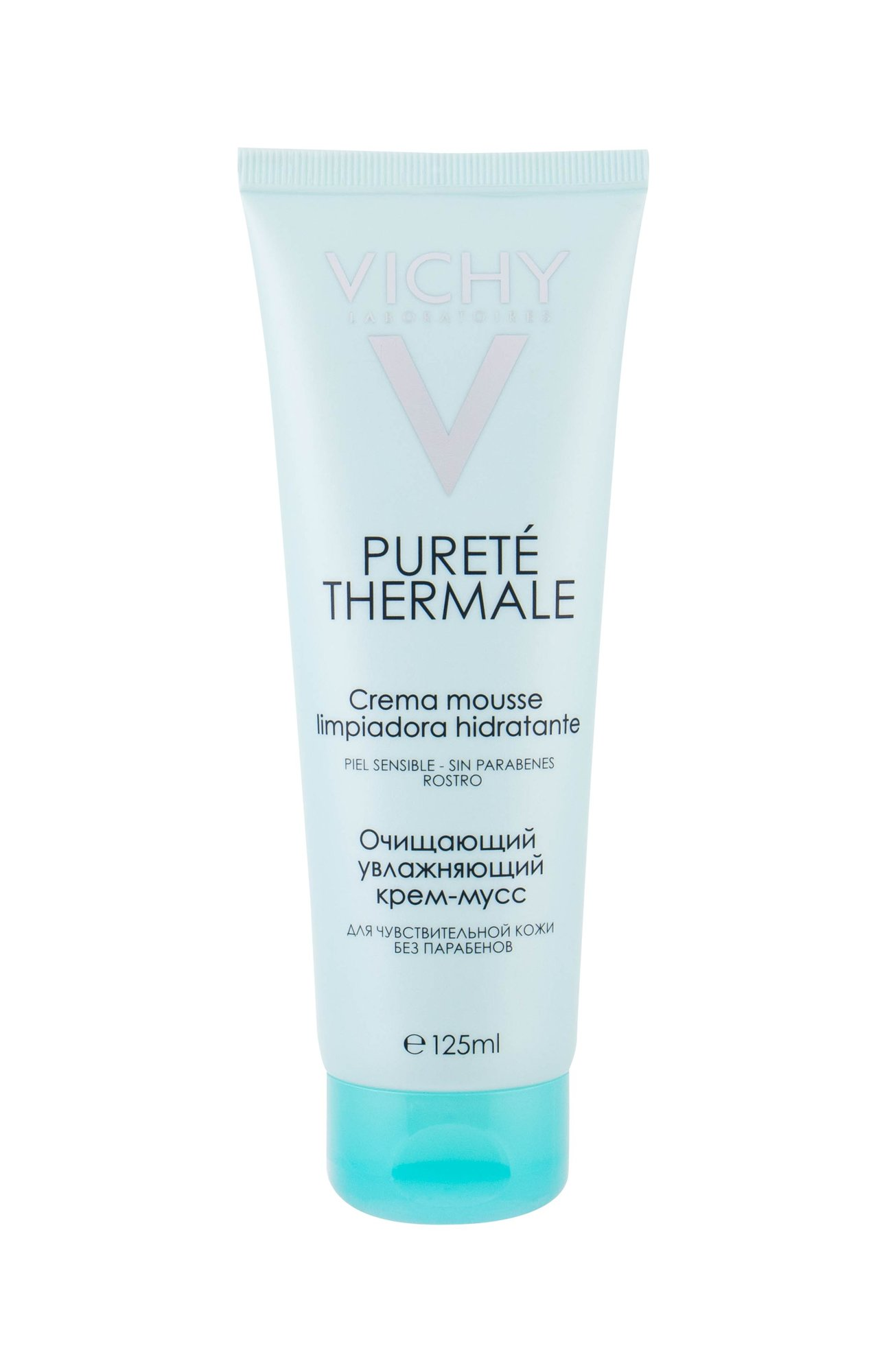 Vichy Purete Thermale Cleansing Cream 125ml
