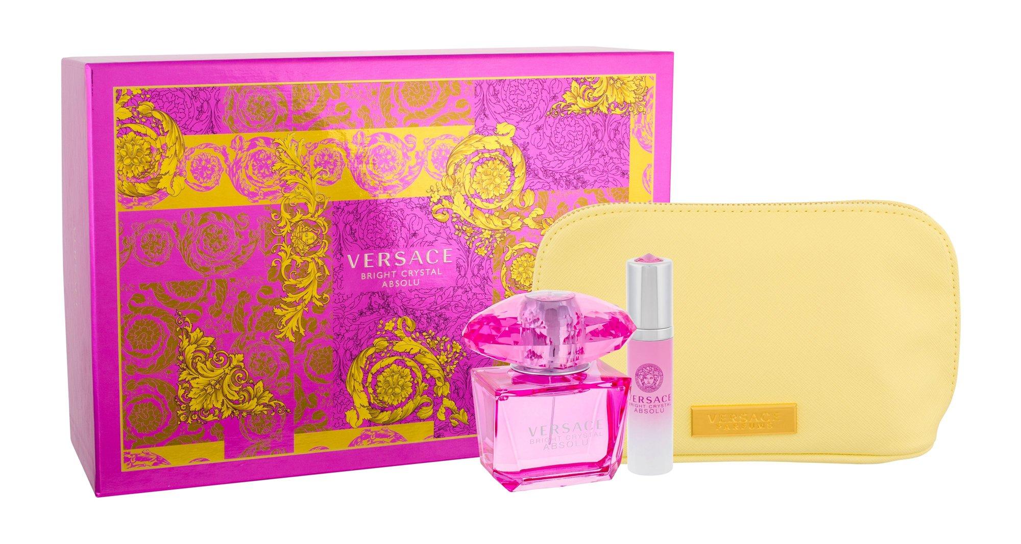 Versace Bright Crystal Eau de Parfum 90ml