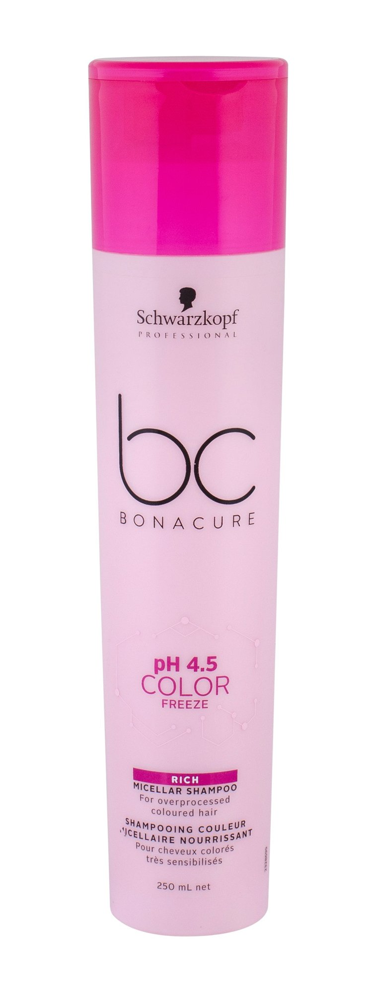 Šampūnas Schwarzkopf BC Bonacure pH 4.5 Color Freeze
