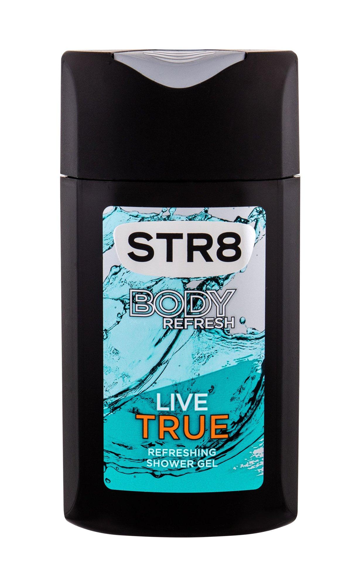 STR8 Live True Shower Gel 250ml