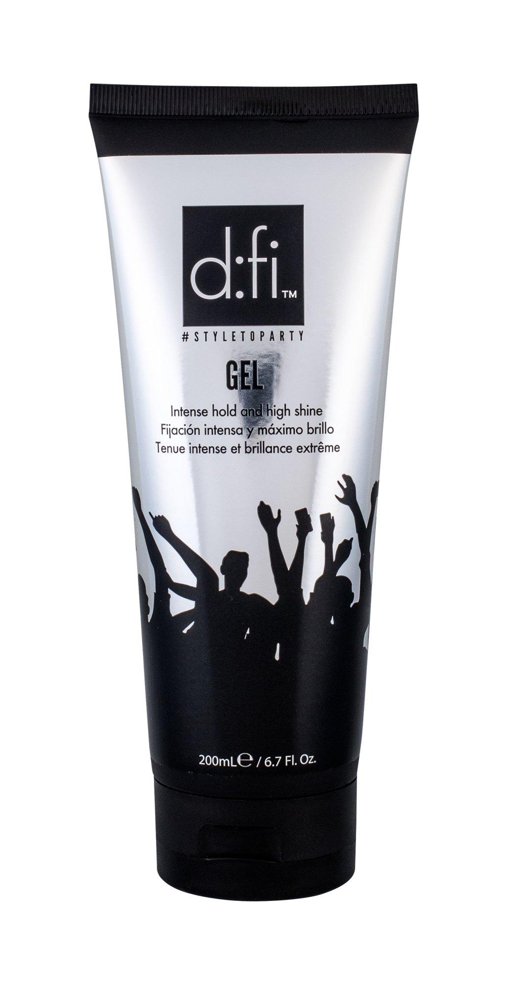 Revlon Professional d:fi Hair Gel 200ml