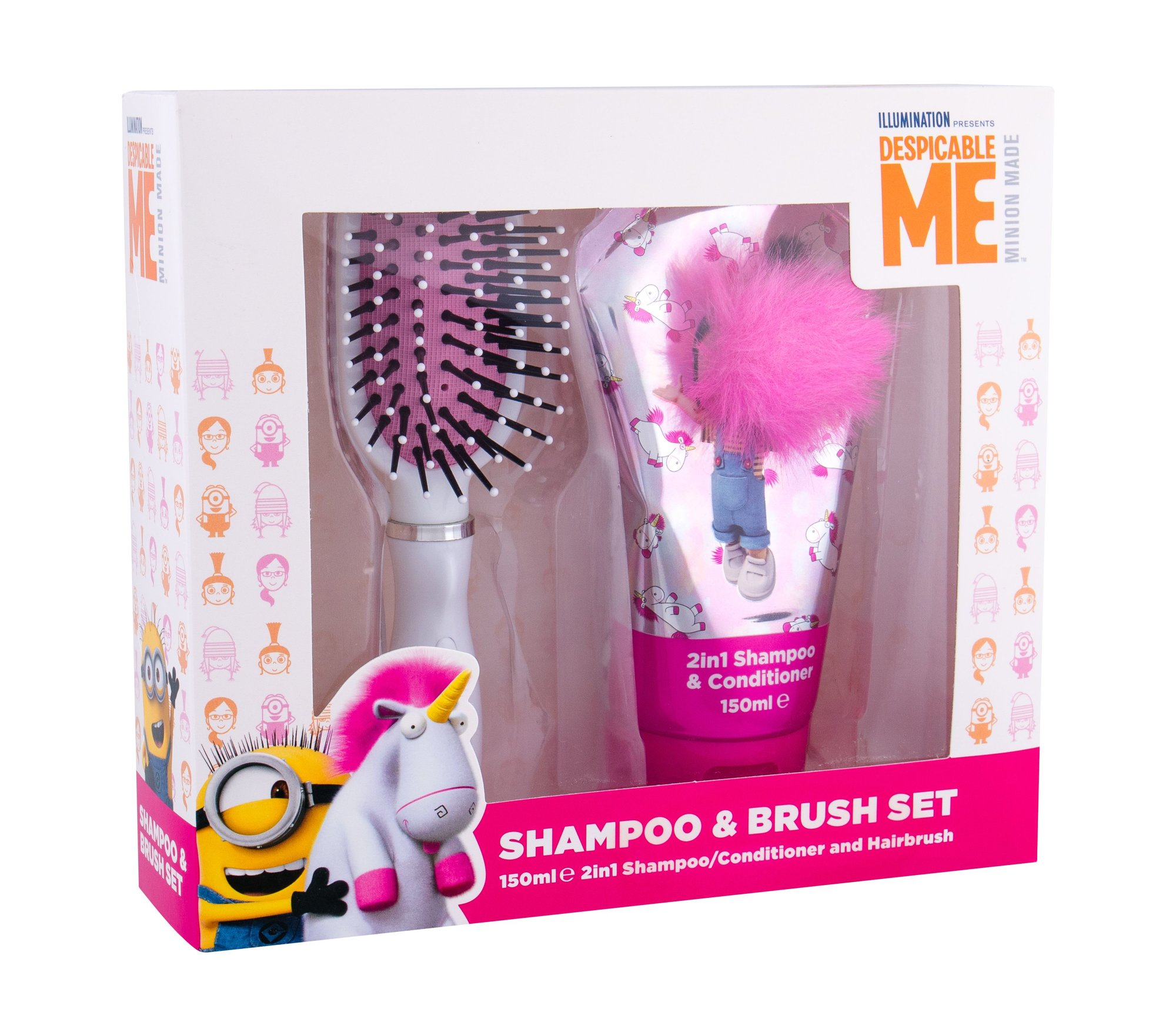 Minions Unicorns Shampoo 150ml