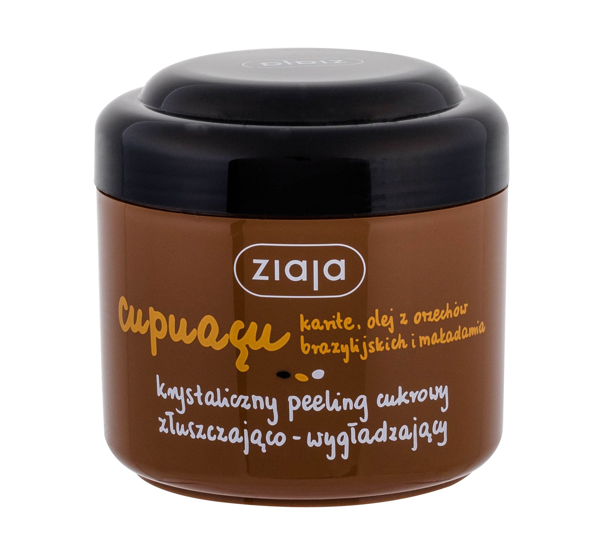 Ziaja Cupuacu Body Peeling 200ml