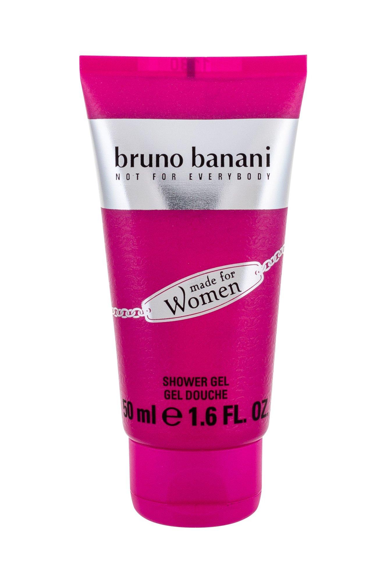 Bruno Banani Made For Women Shower Gel 50ml